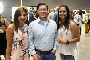 """An Evening with Ernie Johnson"" fundraiser to benefit Centers For Children and Familes, Aug. 16, 2018, at Horseshoe Pavilion. Centers has provided couseling, programs and services to West Texans for more than 60 years. James Durbin/Reporter-Telegram"