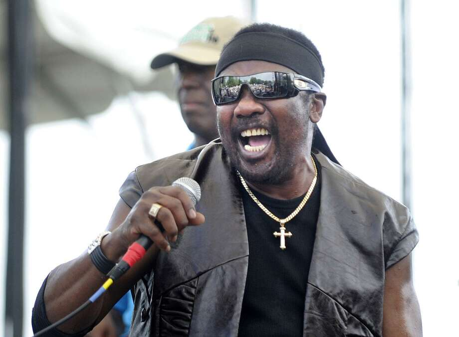 Toots of Toots and the Maytals performs during the Greenwich Town Party in Roger Sherman Baldwin Park in 2011. Photo: Bob Luckey / ST / Greenwich Time
