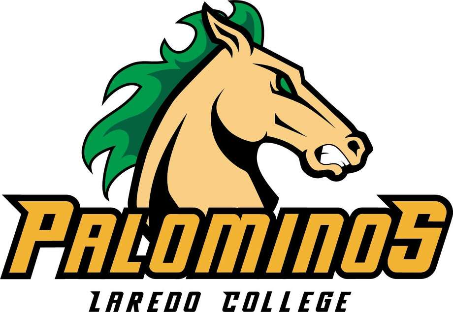 The Laredo College unveiled its new athletic logo on Thursday as well as the team's 'Palomino Bus,' which will carry the school's teams to upcoming events around the state and the nation. Photo: Courtesy Of Laredo College