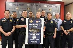 Laredo police launched their new app Thursday. With it, people will receive alert notifications of incidents occurring within the city. People can also submit information cases police need information on.