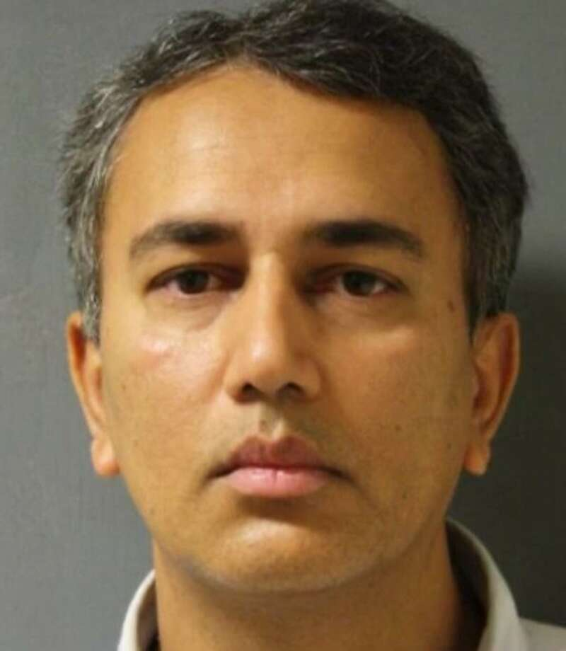 Dr. Shafeeq Sheikh, former Ben Taub and Methodist doctor accused of raping a patient. Photo: HPD