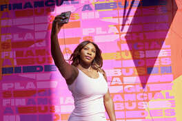 """Allstate Foundation Purple Purseand program ambassador Serena Williams have announced a national street art campaign to bring awareness to and build conversation around financial abuse, which is experienced in 99% of domestic violence cases and is often the main reason victims can't """"just leave."""""""