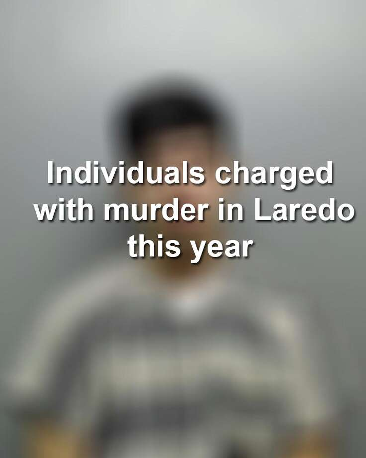 Keep scrolling to see the individuals arrested and charged with murder in Laredo in 2018. Photo: Webb County Sheriff's Office