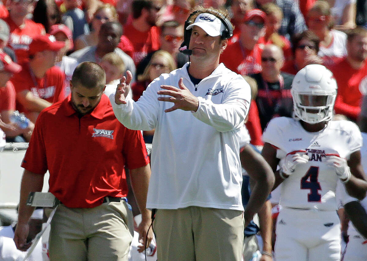 Lane Kiffin, Florida Atlantic Houston was interested in Kiffin before deciding to go with Applewhite in December 2016. Kiffin went on to get the Florida Atlantic job and lead the Owls to an 11-3 record in his first season. However, he took a dip this season, going just 5-7. His $2 million buyout drops to $1.5 million on New Year's Day.