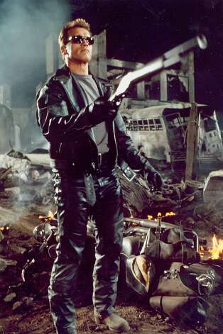 The Terminator (1984) Available on Hulu July 1    Photo: MGM