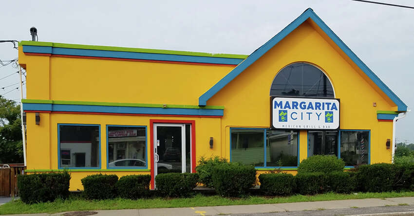 Mexican restaurant Margarita City is under development at 1118 Central Ave. in Albany