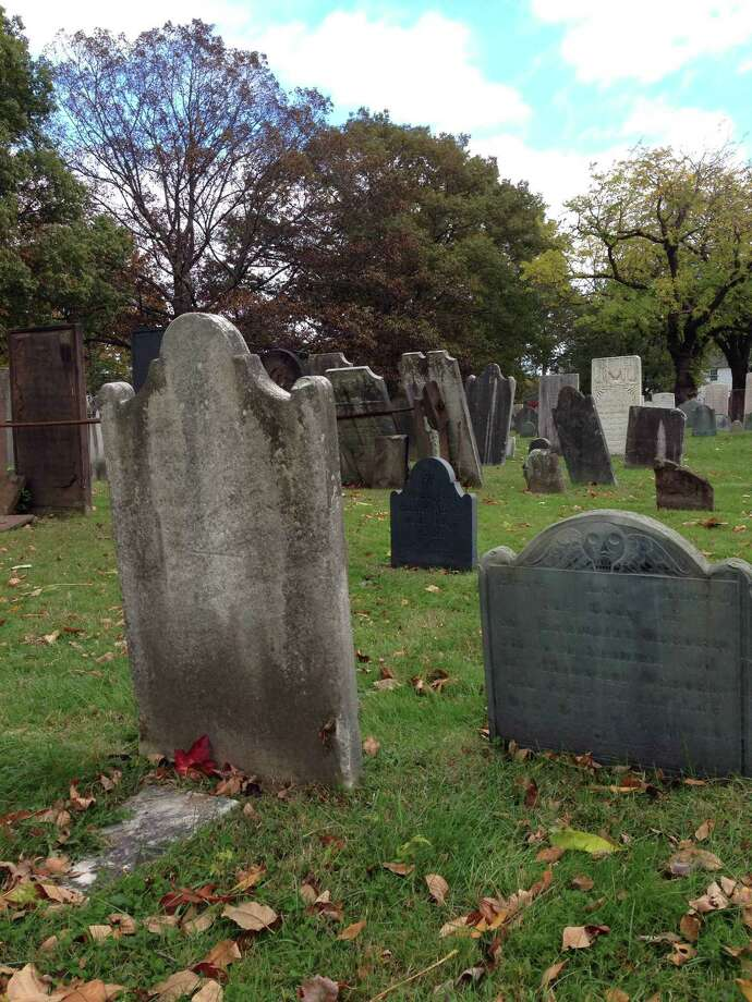 It is a graveyard, Sean. Photo: Contributed Photo