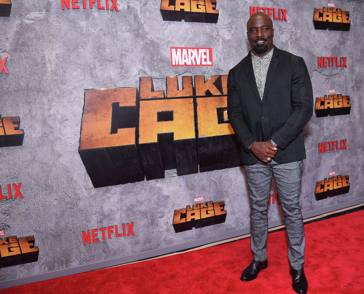 NEW YORK, NY - JUNE 21: Mike Colter attends the Netflix Original Series Marvel's Luke Cage Season 2 New York City Premiere on June 21, 2018 in New York City. (Photo by Michael Loccisano/Getty Images for Netflix)
