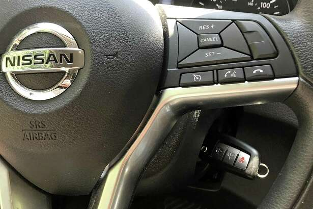 Don't leave those keys in the ignition, police warn.