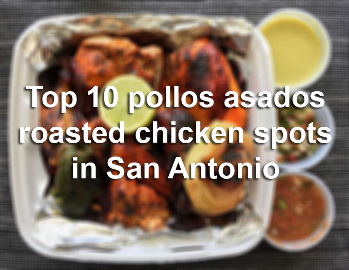 You've got Pollos Asados Los Norteños to blame for this list, really. Click through the slideshow to see our critics' 10 picks.