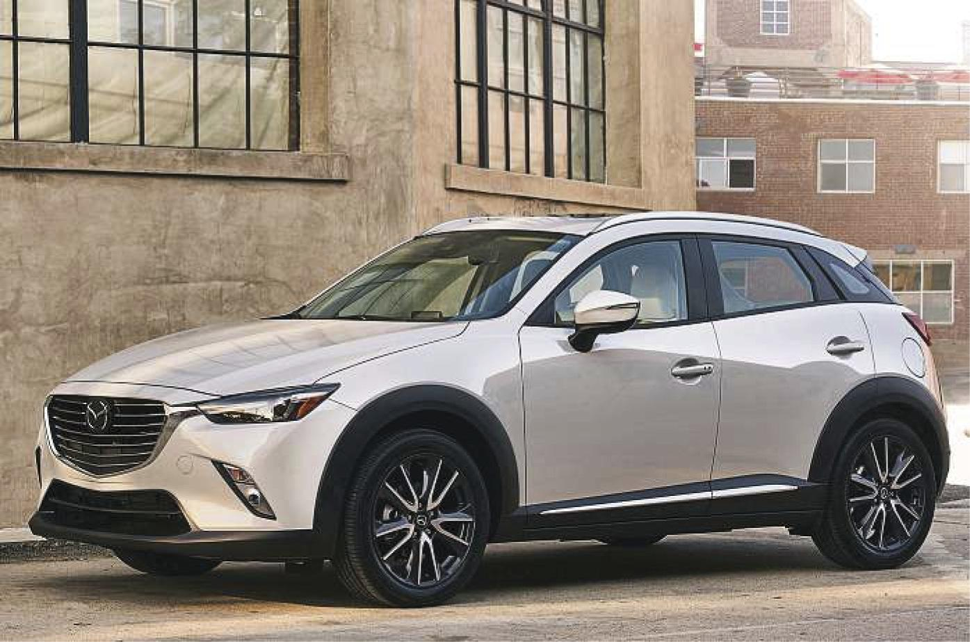 Mazda CX-3: Small crossover getsinterior, engine upgrades for 2019