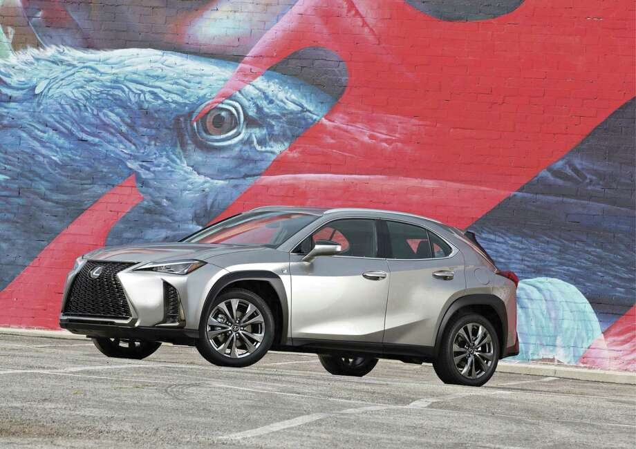 Lexus Ux Built For Modern Urban Explorers Houston Chronicle
