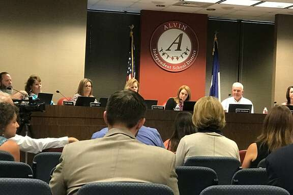 The Alvin ISD Board of Trustees calls for a November Bond Election and Tax Ratification Election at an August meeting.