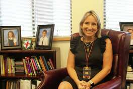 Veronica Tucker was named as the new principal for St. Anthony of Padua's Catholic School.