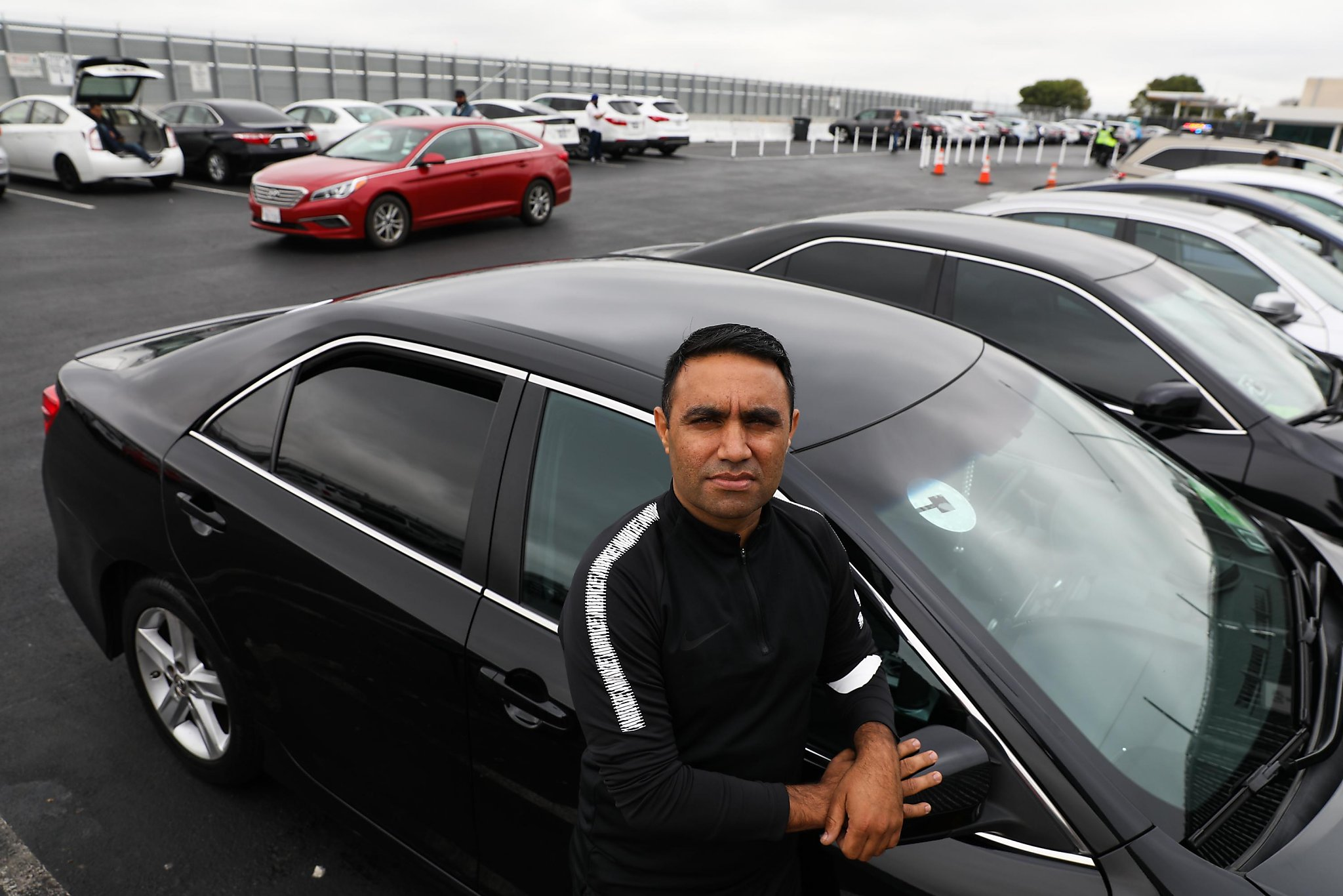 No fair, say Uber drivers slapped with SFO tickets - SFChronicle com