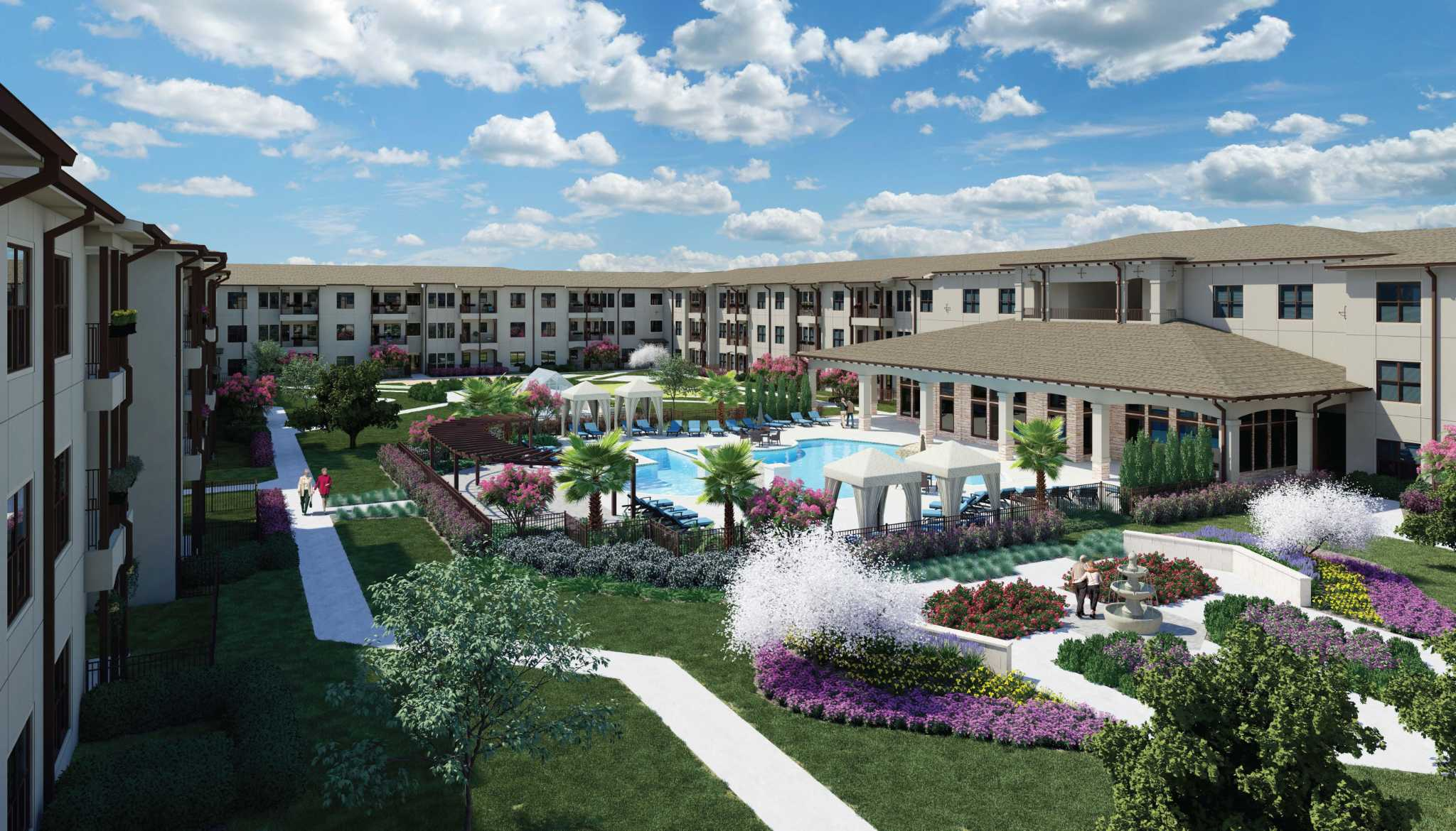 Pinpoint Commercial Launches Ivy Point Brand Apartments For Seniors