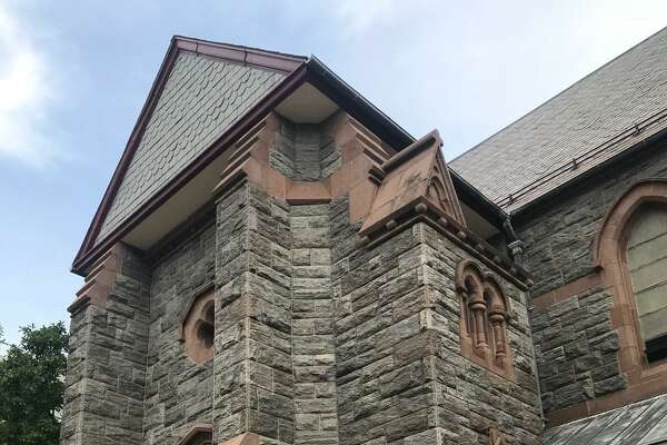 Historic St. John's Episcopal Church in downtown Stamford is fighting to get back a $7,400 deposit that it paid to a contractor a year ago to fix its roof. The contractor never showed up to do the work, a church official said..