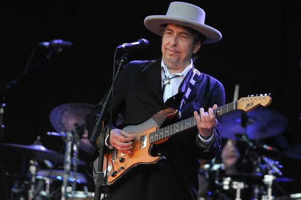 Bob Dylan, above in 2012, is returning to the Waterbury Palace on Nov. 20, the first time he's played the venue since his Rolling Thunder Revue show there on Nov. 11, 1975. Tickets go on sale Friday, Aug. 24, at 10 a.m.