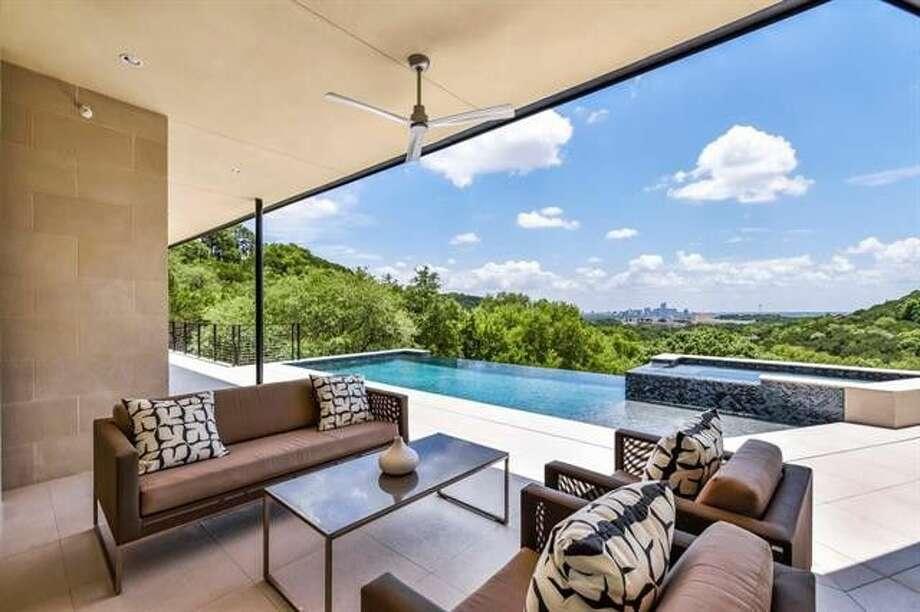 600 Ledgeway St, West Lake Hills, TX 78746 Price: $3.85 million Size: 5,591 square feet/1.47 acres lot Photo: Realtor.com