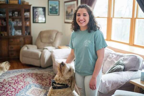 Anna Coon is this year's Derwin Scholar.