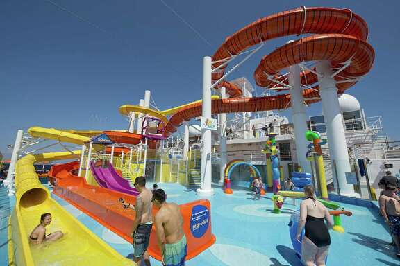The Carnival Vista will start sailing from Galveston on Sept. 23, 2018.