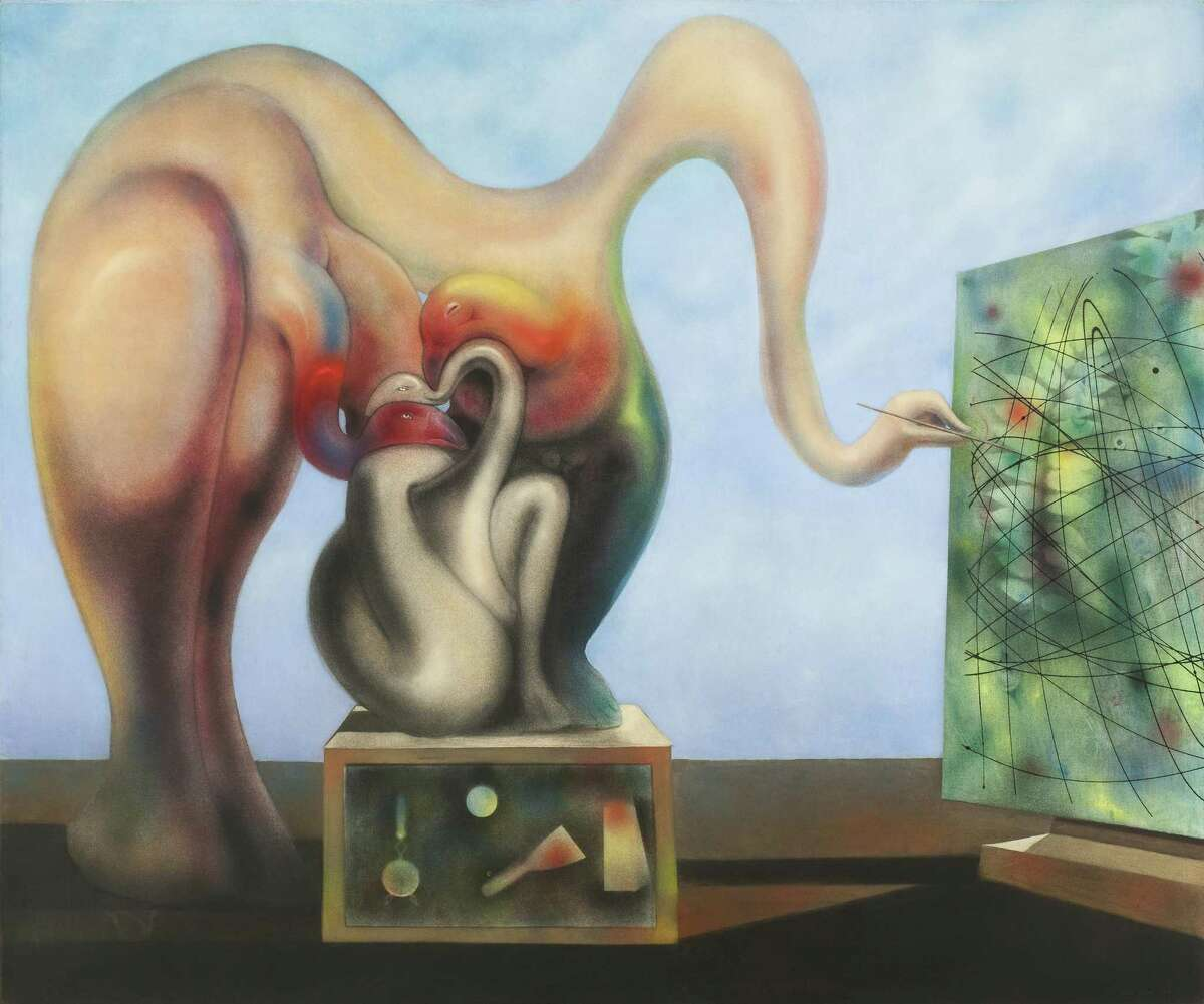 Max Ernst's
