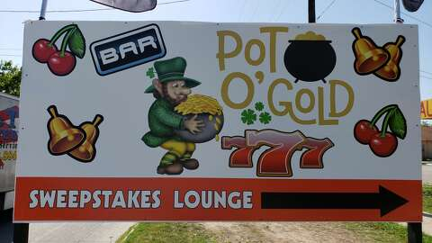 Local rapper opens Pot O' Gold sweepstakes lounge in back of