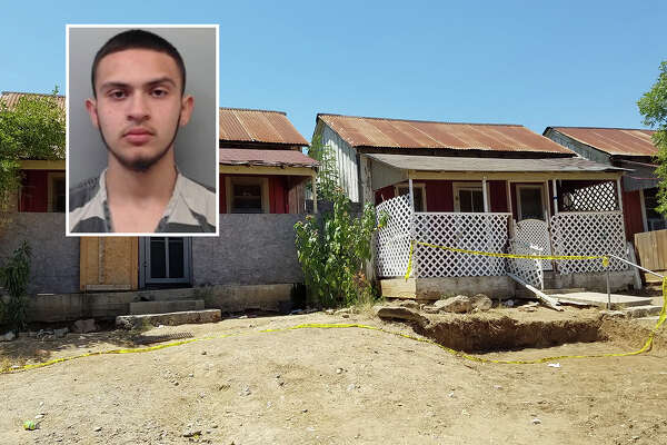 A teenager has been arrested for fatally shooting a man Friday in the Chacon neighborhood in central Laredo, police said.