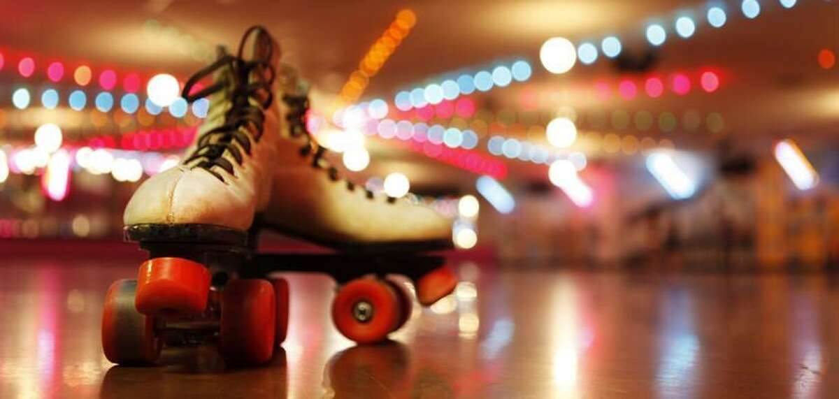 1. My first job was at Starburst Skating Center as a floor guard. I still have my whistle.