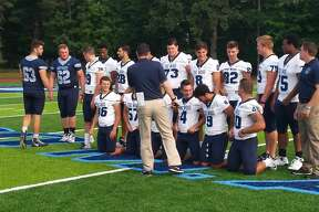 Scenes from Saturday's Northwood football media day