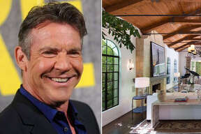 Actor Dennis Quaid is selling his Spanish-style home in Pacific Palisades, Calif., just months after finalizing his third divorce. Quaid, 64, picked up the six-bedroom, nine-bath home in July 2013 for $5.1 million.