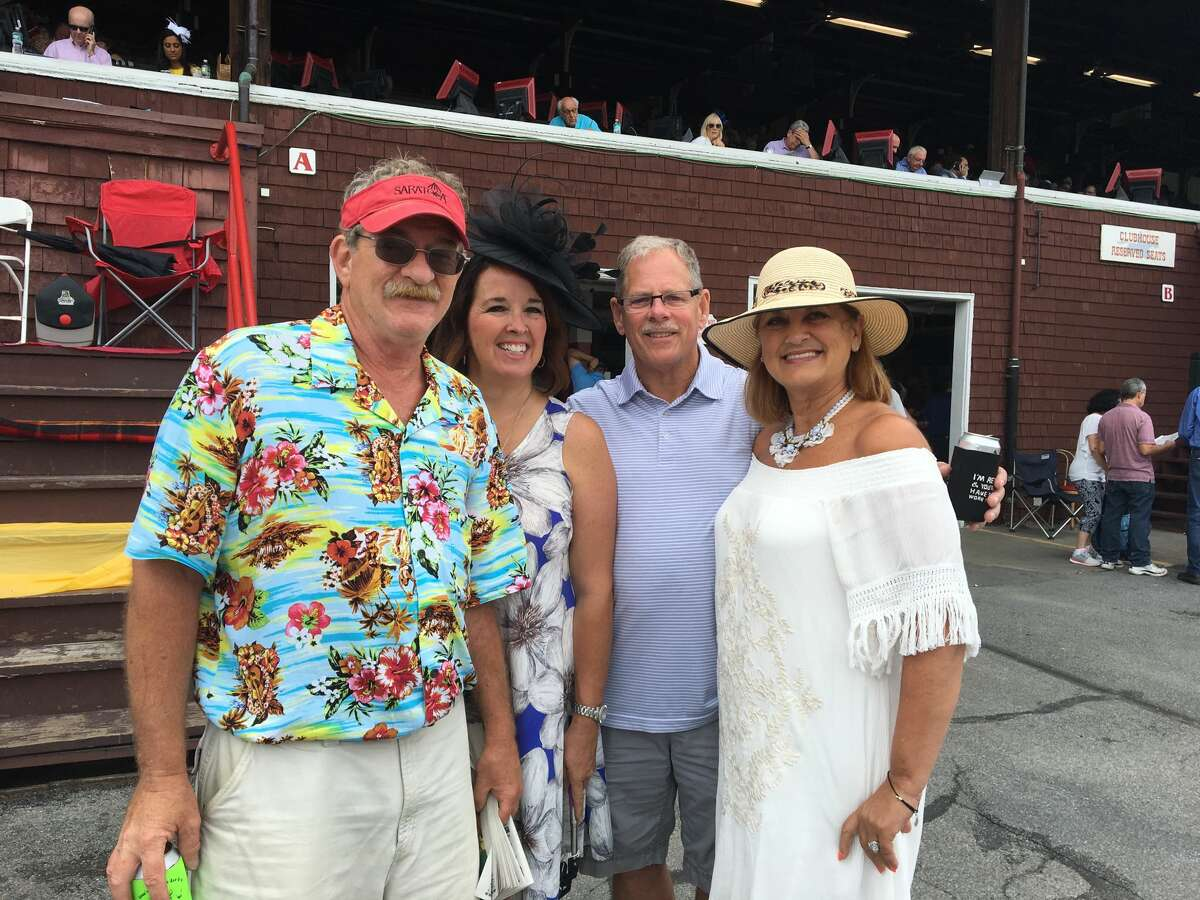Were you seen on Alabama Day at Saratoga Race Course on Saturday, August 18 2018?