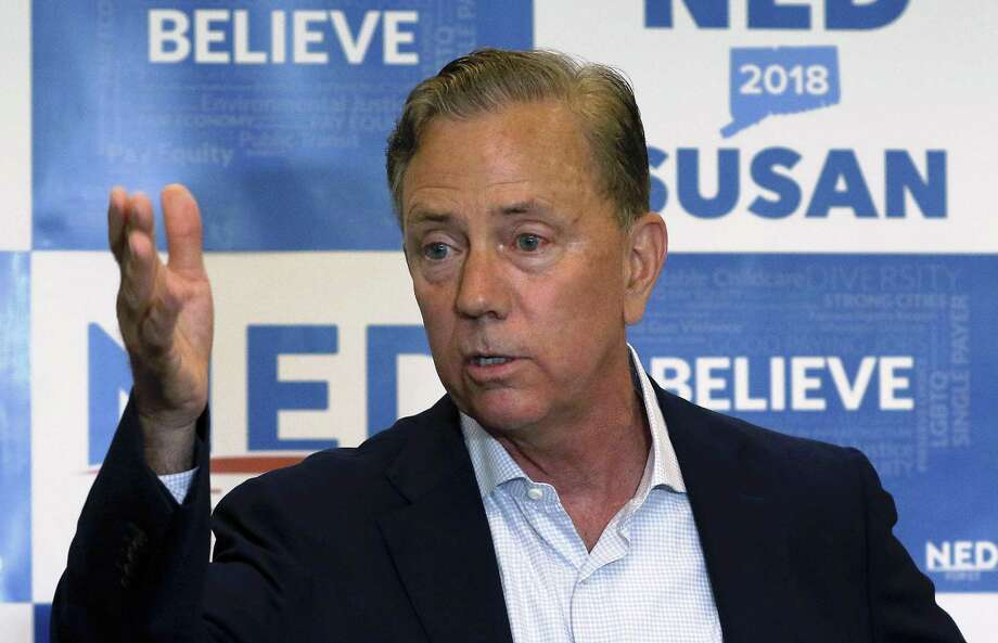 Ned Lamont, seen here Aug. 15, 2018 in New Haven, is the Democratic candidate for governon. Photo: Bill Sikes / Associated Press / Copyright 2018 The Associated Press. All rights reserved