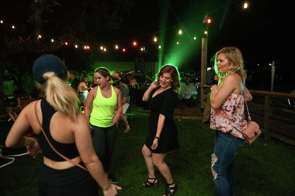 San Antonians had one last summer hurrah at the Back to School Throwdown on Friday, Aug. 17, 2018 at Little Woodrow's.
