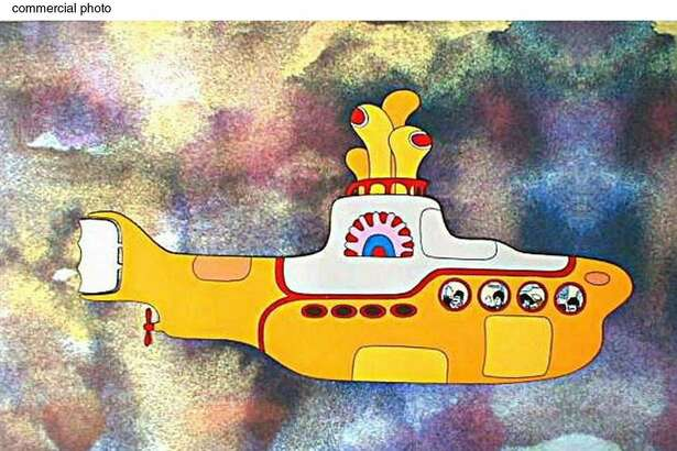 "The Beatles' colorful ""Yellow Submarine"" has been rigorously restored for its 50th anniversary."