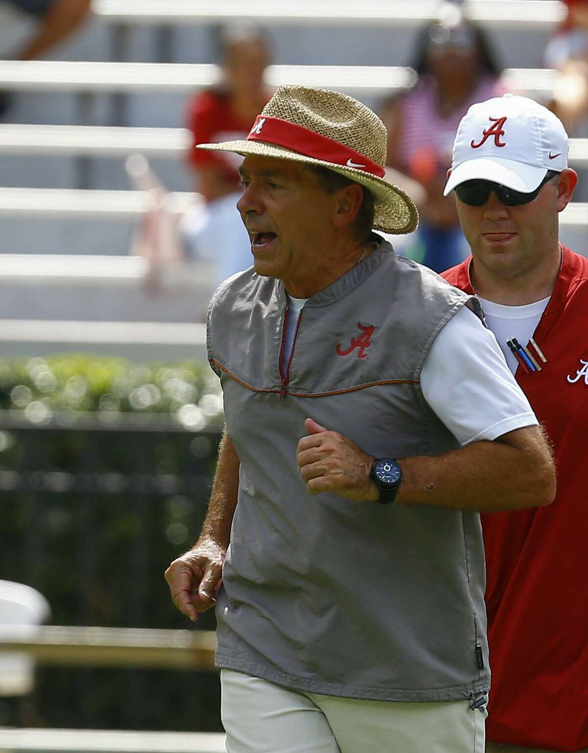 The Register's Joe Morelli is banking on head coach Nick Saban and Alabama to repeat as national champions.