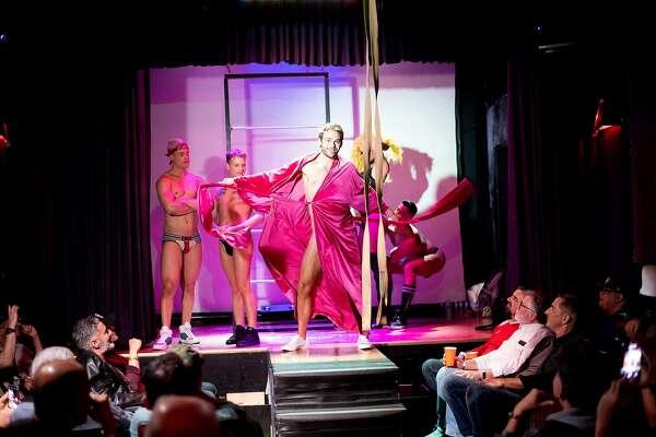 San francisco gay theaters