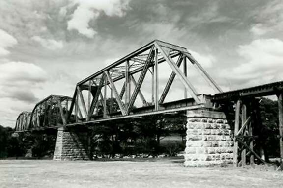 SAAP bridge near Comfort, Texas.