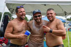 The 32nd annual Mud Volleyball Tournament to benefit the Epilepsy Foundation of Connecticut took place at Zoar's Pond off Randolph Road in Middletown on Saturday, August 18, 2018. Hundreds of players got down and dirty for the city tradition while donating at least $250 per team. Radio station 102.9 The Whale provided music and local food trucks were on site for lunch. Were you SEEN?