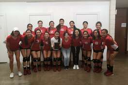 Martin earned the silver medal in the silver bracket Saturday at the Sinton Tournament falling 2-0 (25-17, 25-10) to Incarnate Word Academy in the championship game.