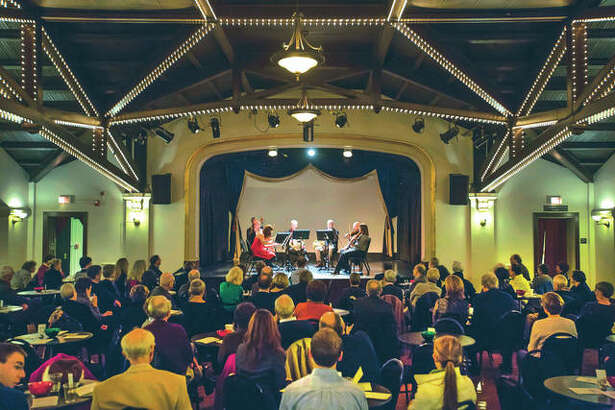 The Chamber Music Society of St. Louis during a past performance.