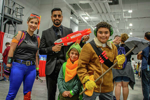 "Terrificon, Connecticut's ""Terrific Comic Con,"" was held at Mohegan Sun on August 17-19, 2018. Comic book and super hero fans interacted with TV and movie stars, listened to panels, dressed up in costumes took photos. Were you SEEN?"