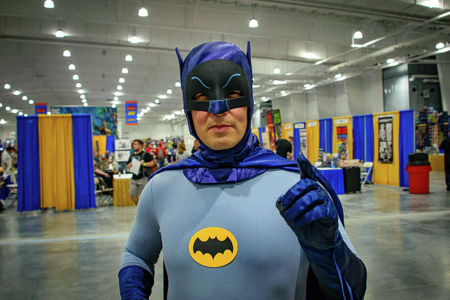 Prepare to get your nerd on when the ConnectiCon XVII returns to the Connecticut Convention Center all weekend long. Find out more. Photo: Jon Edford / Hearst Connecticut