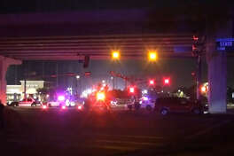 One person was killed in an overnight wreck on State Highway 6.