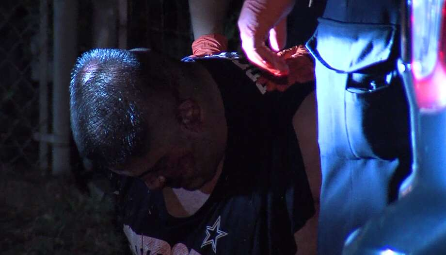 The drunk friend got angry, pulled out a knife and stabbed his friend in the neck. Photo: J.J. Trevino / 21 Pro Video