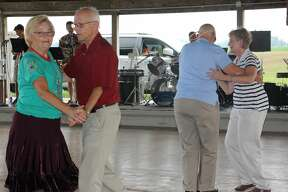 The Saint Isidore Summer Festival was held Sunday at Saint Mary Catholic Church in Parisville.
