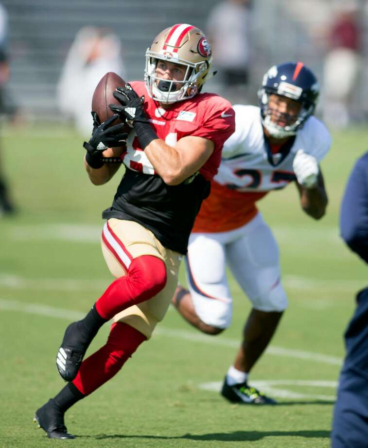 49ers' Trent Taylor Wants To Know What He Did To Deserve