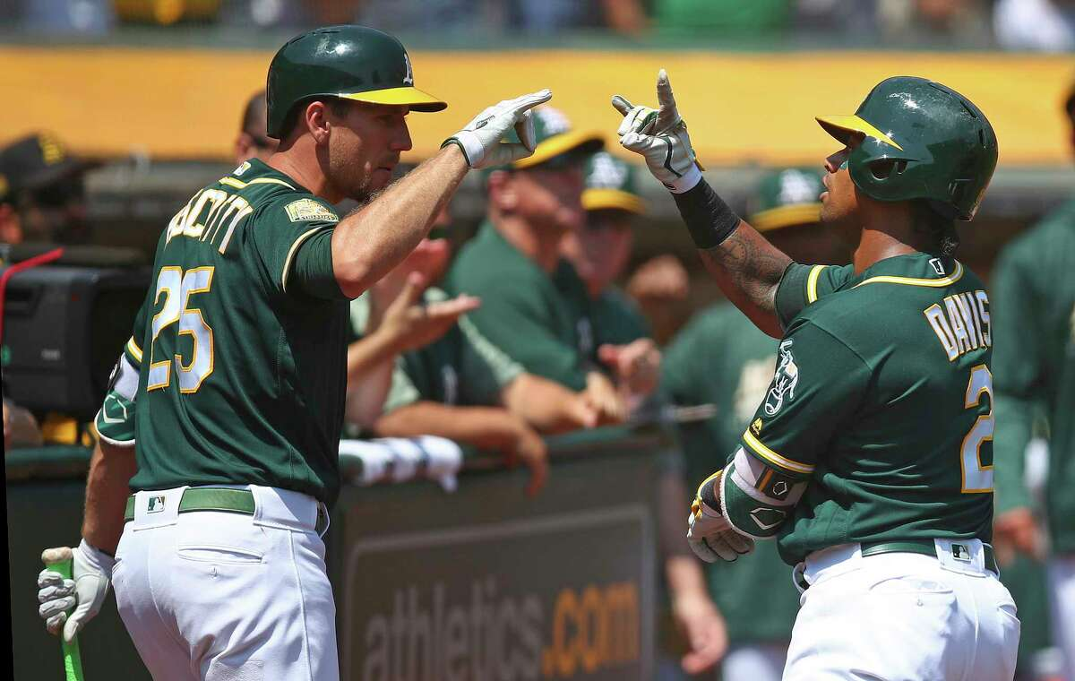 April 5-7 - Oakland As The 2019 home schedule opens with a three-game weekend series featuring the top two teams in the AL West in 2018.