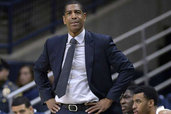 Former UConn coach Kevin Ollie (AP Photo/Jessica Hill, File)