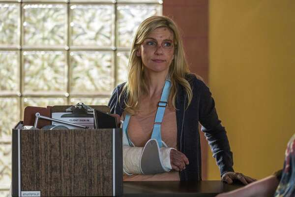 Rhea Seehorn as Kim Wexler - Better Call Saul _ Season 3, Episode 10 - Photo Credit: Michele K. Short/AMC/Sony Pictures Television